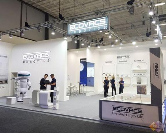 科沃斯机器人有限公司