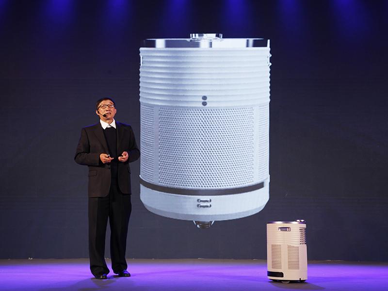 沁宝空气净化机器人