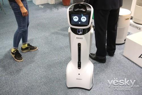 科沃斯机器人