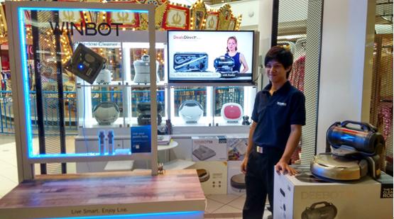 科沃斯马来西亚市场