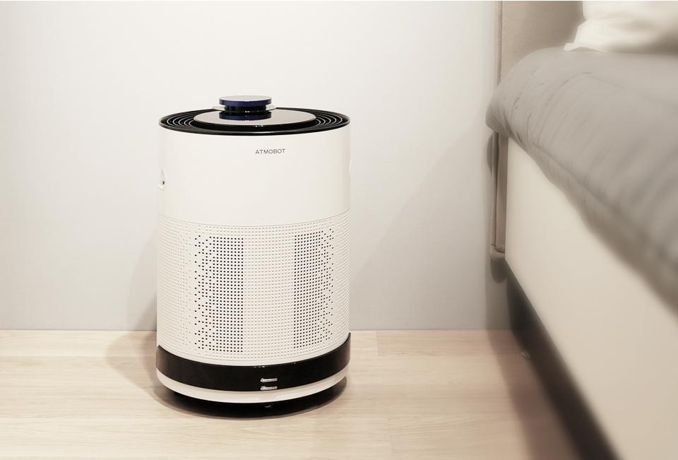 科沃斯沁宝净化机器人:专业净化 给你最纯净的呼吸