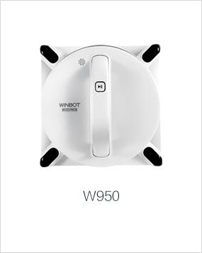科沃斯擦窗机器人W950