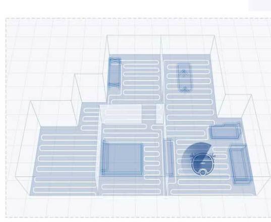 科沃斯机器人建图