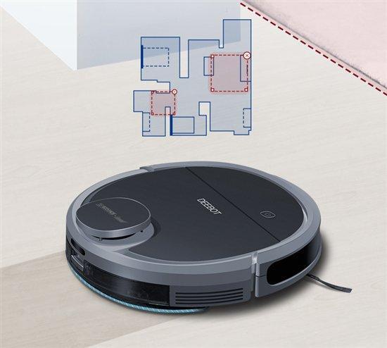 科沃斯DN55蓝鲸清洁系统2.0