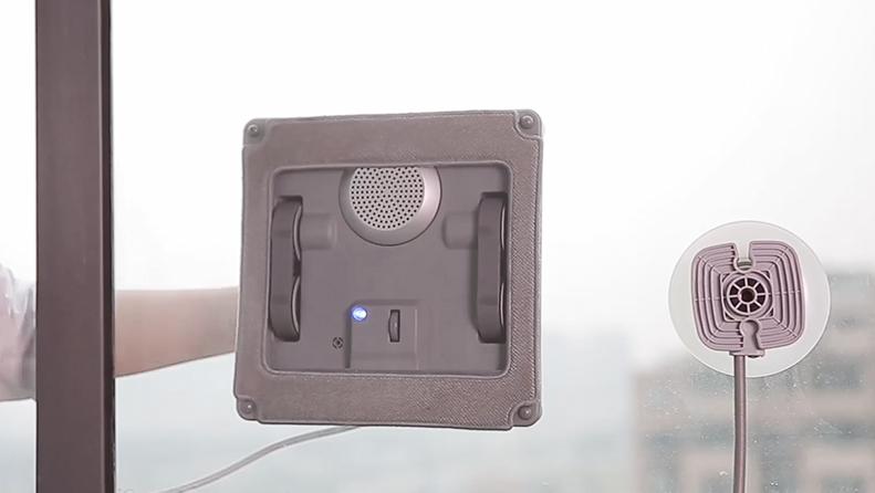 科沃斯擦窗机器人安装使用视频
