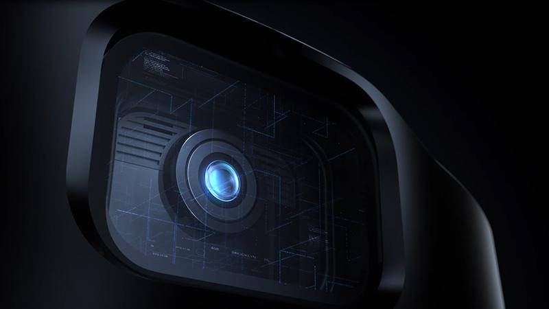 搭载黑科技视觉识别系统AIVI™让DG70智酷有型