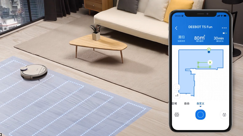 探索科沃斯App更多实用功能