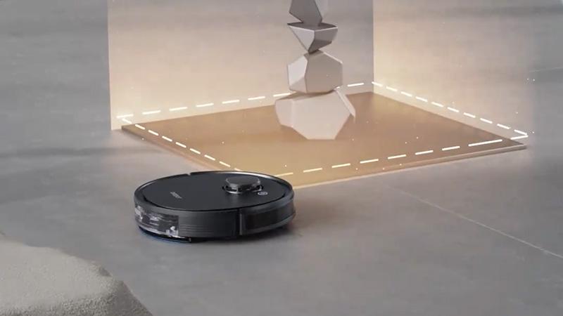 科沃斯扫地机器人T5系列产品功能视频