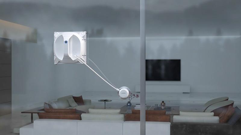 科沃斯擦窗机器人——窗宝,让擦窗从此变简单